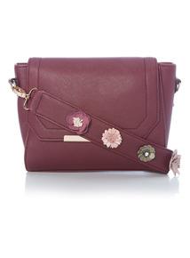 Purple Ritz Lilac Floral Bag