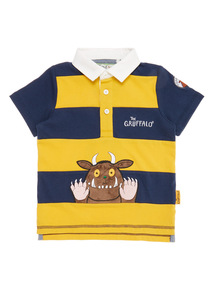 Multicoloured Gruffalo Rugby Tee (9 months - 6 years)
