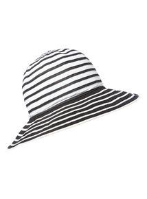 Striped Cocktail Cloche
