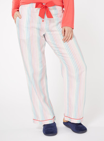 Popsicle Stripe Trousers