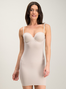 2775715ae Online Exclusive Nude Firm Control Cupped Shaping Slip