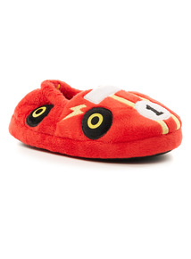 Novelty Car Slippers (6 Infant-4 Child)