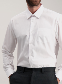 Online Exclusive White Regular Fit  Shirts 2 Pack