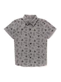 Grey Star Wars Shirt (3 - 12 years)