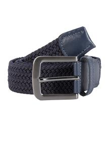 Navy Blue Rope Belt
