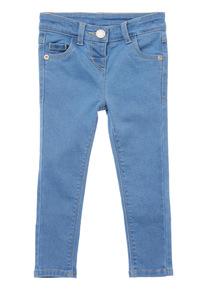 Girls Blue Denim Jeans (9 months-6 years)