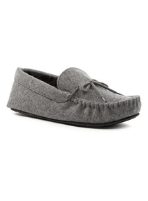 Thinsulate Moccasin Slipper