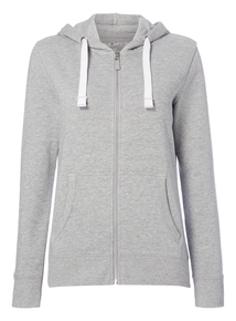 Grey Essential Hoody
