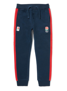 Navy England Rugby Joggers (1-14 years)