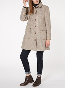 Long Dolly Coat