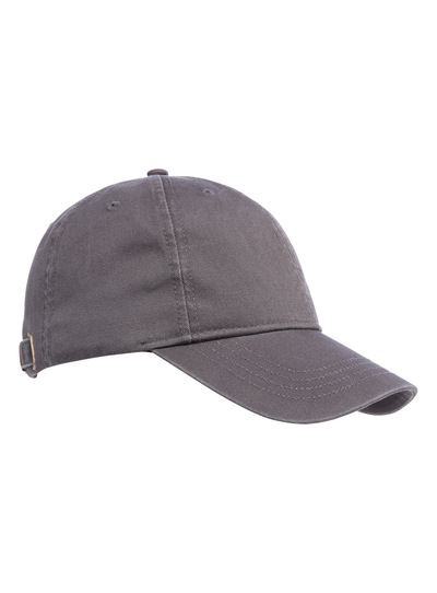 Grey Washed Baseball Cap