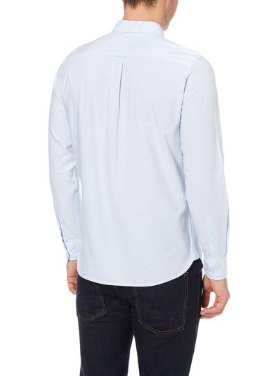 Blue Bengal Stripe Oxford Shirt