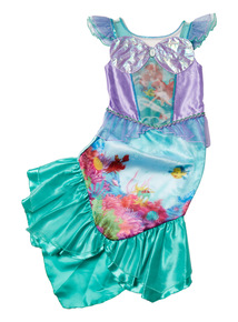 Multicoloured Ariel Disney Costume (3 - 10 years)