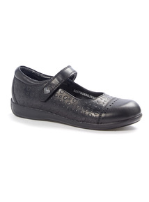 Online Exclusive Leather Heart Shoes