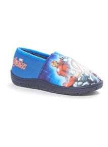 Multicoloured Disney Avengers Slippers