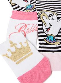 3 Pack Belle Socks