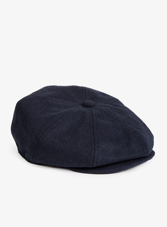 Kids Navy Baker Boy Hat (1-13 years)  594a8f4ecd0