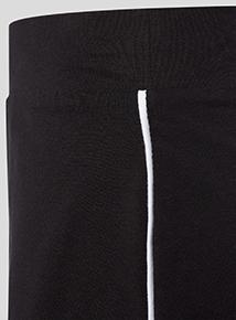 Girls Black Jersey Skort (3 - 16 years)