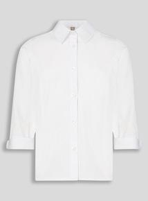 White Slim Fit Shirt (12 - 16 years)