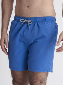 Blue Swimming Short