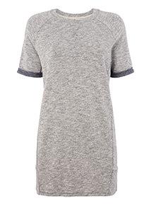 Grey Sweater Tunic