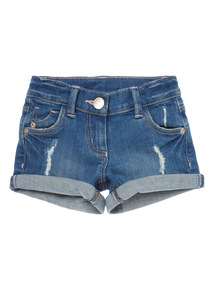 Girls Denim Shorts (3-14 years)