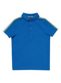 Blue Polo Shirt (3 - 12 years)