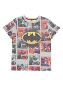 Multicoloured Lego Batman Tee (3-12years)