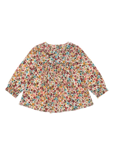 Multicoloured Floral Top (0-24 months)