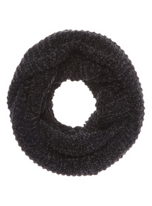 Chenille Knit Snood