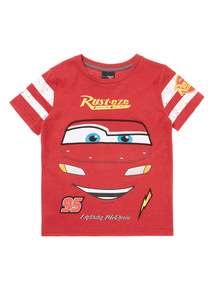 Red Disney Cars Tee (9 months-6 years)