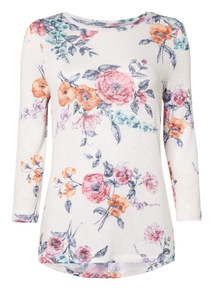 MultiColoured Floral Top