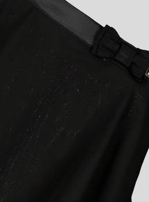 Black Ballet Wrap Skirt (2-10 years)