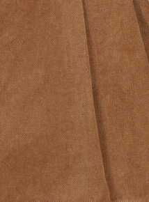 Tan Corduroy Kilt Style Skirt (3-14 years)