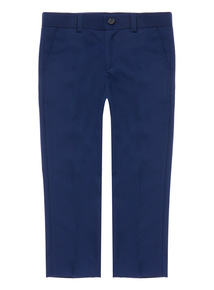 Navy Occasion Trousers (3-14 years)
