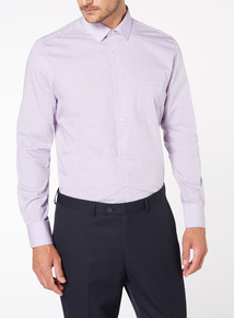 Lilac 2 Pack Fitted Shirt