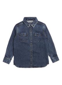 Boys Blue Denim Shirt (3-12 years)