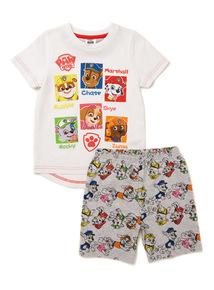 Multicoloured Paw Patrol Pyjamas (1-7 years)