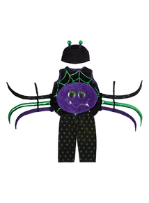 Purple Spider Costume (1-4 years)