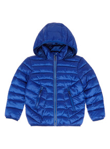 Blue Cobalt Puffa Jacket (9 months-6 years)