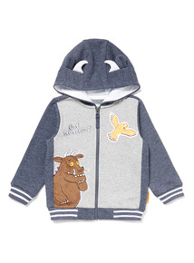 Navy Gruffalo Zip Up Hoody (9 months-6 years)