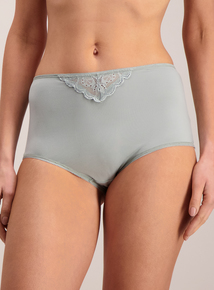 Multicoloured Super Soft Lace Knickers 3 Pack