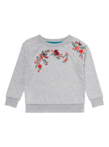 Embroidered Sweat (3 - 12 years)