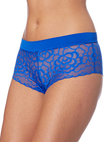 Patterned Mesh Shorts 2 Pack