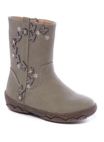 Butterfly Boots (4 Infant - 12 Infant)
