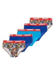 Boys Disney Spiderman Briefs 5 Pack (18 months - 6 years)