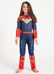 Online Exclusive Marvel Captain Marvel Costume (3-10 years) 120c7765dc
