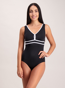 Monochrome Classic Swimsuit