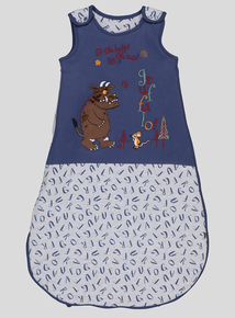 Blue & Grey The Gruffalo Print 2.5 Tog Sleep Bag (Newborn - 24 months)