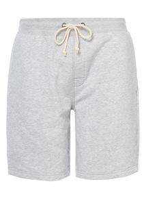 Grey Basic Shorts